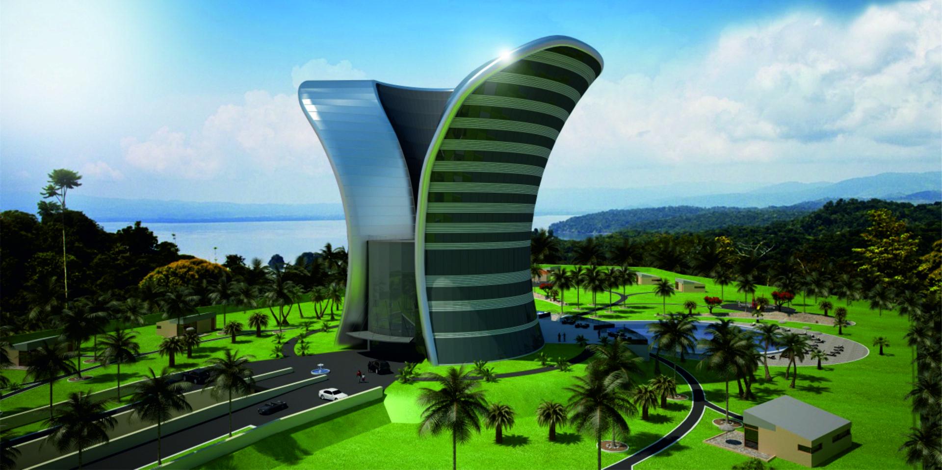 golfhotel Africa